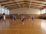 CAP BASKET LA POSSONNIERE match 1